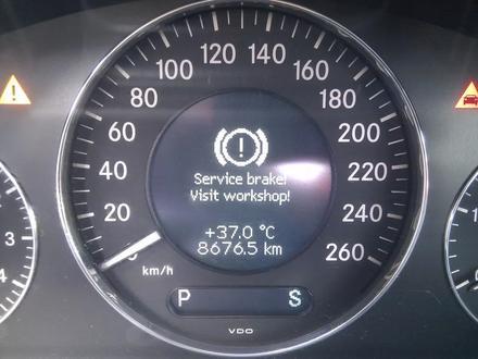 Блок тормозной системы SBC СБЦ Mercedes Benz E Class W211 за 560 000 тг. в Алматы – фото 4