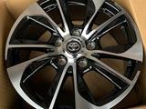 Новые диски оригинальные R20 Executive Lounge Excalibur Black Edition за 770 000 тг. в Актау