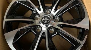 Новые диски оригинальные R20 Executive Lounge Excalibur Black Edition за 770 000 тг. в Атырау