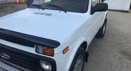 ВАЗ (Lada) 2121 Нива 2014 года за 1 900 000 тг. в Актобе – фото 3