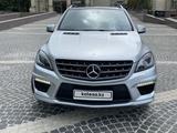 Mercedes-Benz ML 63 AMG 2012 года за 12 490 000 тг. в Алматы – фото 2