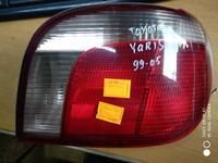 Фонарь задний Toyota Yaris правый за 7 000 тг. в Караганда