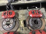 Суппорта на Porsche Cayenne 4.8 turbo за 230 000 тг. в Алматы – фото 5