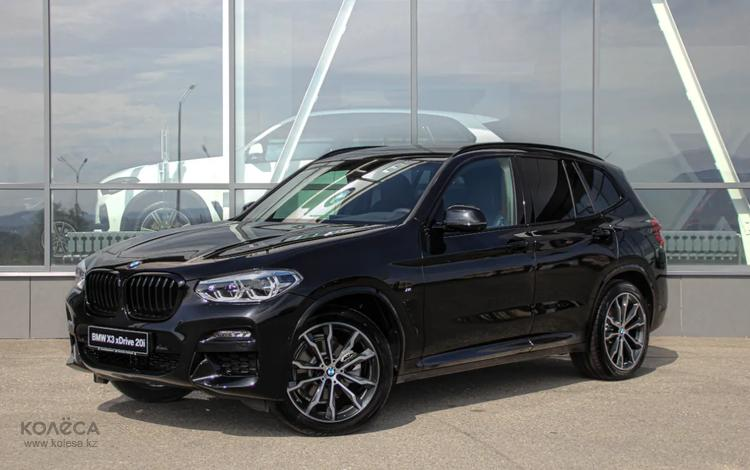 BMW X3 2020 года за 25 500 000 тг. в Усть-Каменогорск