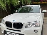 BMW X3 2013 года за 12 000 000 тг. в Алматы – фото 3