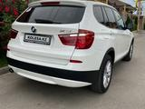BMW X3 2013 года за 12 000 000 тг. в Алматы – фото 4