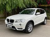 BMW X3 2013 года за 12 000 000 тг. в Алматы – фото 5