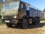 КамАЗ  5320 1993 года за 1 300 000 тг. в Атырау – фото 4