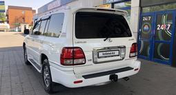 Lexus LX 470 2007 года за 9 800 000 тг. в Алматы – фото 5