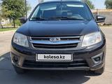 ВАЗ (Lada) Granta 2191 (лифтбек) 2014 года за 2 700 000 тг. в Алматы