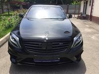 Mercedes-Benz S 63 AMG 2014 года за 36 500 000 тг. в Алматы