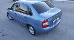 ВАЗ (Lada) Kalina 1118 (седан) 2007 года за 1 030 000 тг. в Костанай