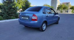 ВАЗ (Lada) Kalina 1118 (седан) 2007 года за 1 030 000 тг. в Костанай – фото 4