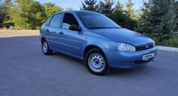 ВАЗ (Lada) Kalina 1118 (седан) 2007 года за 1 030 000 тг. в Костанай – фото 5