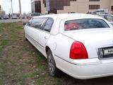 Lincoln Town Car 2003 года за 1 600 000 тг. в Кокшетау – фото 4