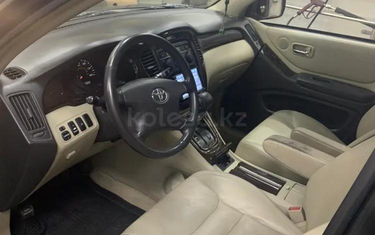 Toyota Highlander 2002 года за 5 450 000 тг. в Алматы