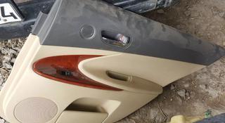 Задние обшивки дверные карты лексус gs350 г2008 за 15 000 тг. в Актобе