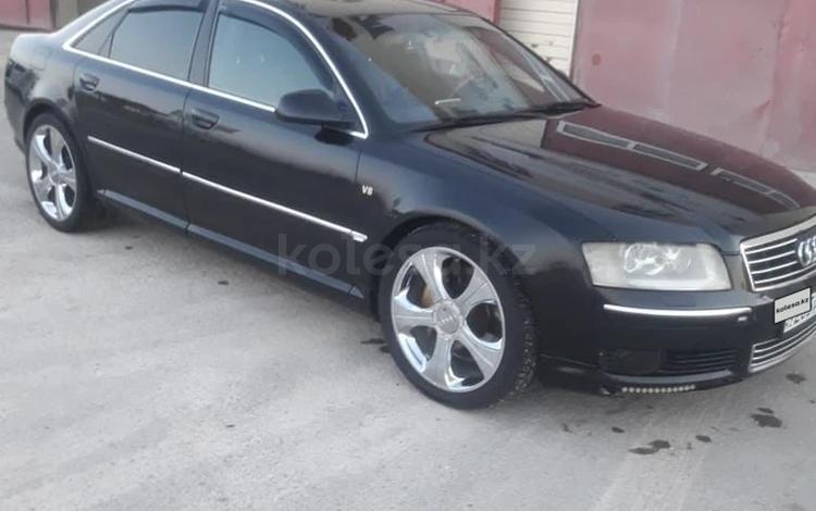 Audi A8 2003 года за 3 500 000 тг. в Актау