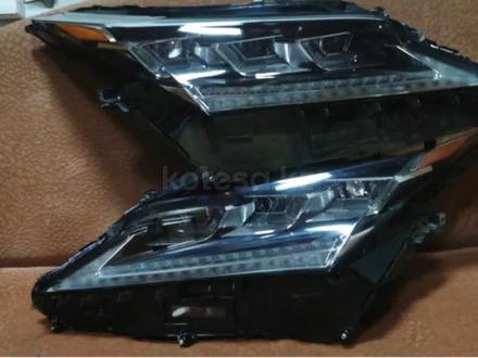 Фары комплект под 1 блок Lexus RX за 297 500 тг. в Алматы