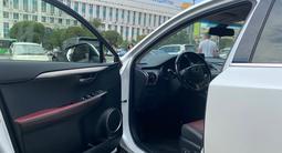 Lexus NX 200 2018 года за 17 100 000 тг. в Алматы – фото 5