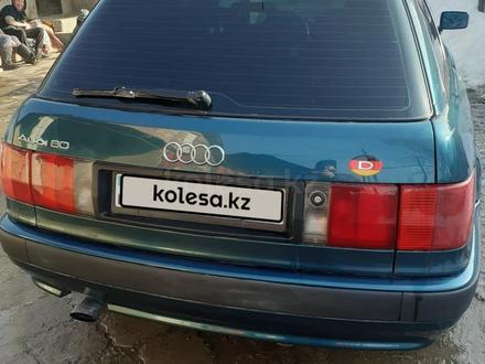 Audi 80 1995 года за 2 400 000 тг. в Алматы – фото 3
