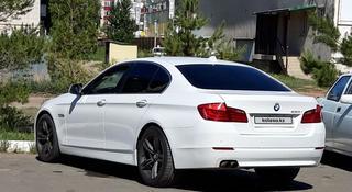 BMW 520 2012 года за 7 800 000 тг. в Уральск
