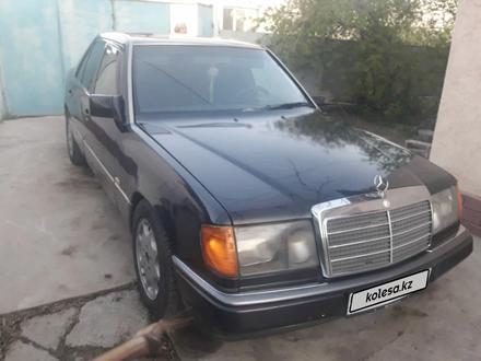 Mercedes-Benz E 300 1992 года за 1 650 000 тг. в Ленгер