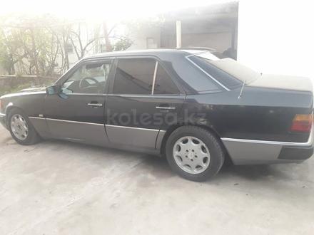 Mercedes-Benz E 300 1992 года за 1 650 000 тг. в Ленгер – фото 2
