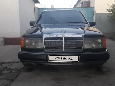 Mercedes-Benz E 300 1992 года за 1 650 000 тг. в Ленгер – фото 5