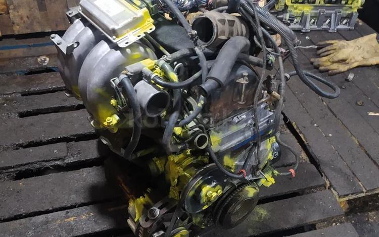 Двигатель ВАЗ Лада инжекторный 2103, 2106, 2107, 2101 за 180 000 тг. в Алматы