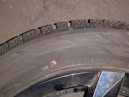 Диски и зимние шины за 300 000 тг. в Экибастуз – фото 3