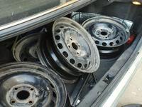 Железные диски на Audi 80 за 25 000 тг. в Караганда