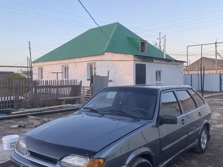 ВАЗ (Lada) 2114 (хэтчбек) 2008 года за 750 000 тг. в Аксай – фото 2