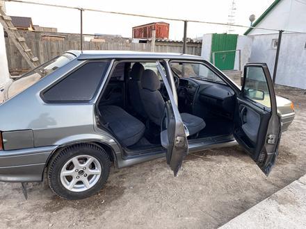 ВАЗ (Lada) 2114 (хэтчбек) 2008 года за 750 000 тг. в Аксай – фото 7