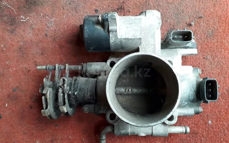 Дроссельная заслонка в сборе на Subaru Forester, v2.0, EJ20 не… за 12 000 тг. в Караганда