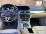 Mercedes-Benz C 180 2013 года за 4 500 000 тг. в Уральск – фото 5