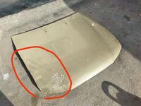 Капот оригинал под ремонт диск тормозной за 10 000 тг. в Костанай