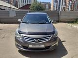 Hyundai Solaris 2015 года за 4 050 000 тг. в Нур-Султан (Астана) – фото 2