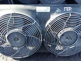 Вентилятор основной диффузор Mercedes ml320 w163 за 27 500 тг. в Семей
