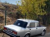 ВАЗ (Lada) 2107 2010 года за 1 350 000 тг. в Шымкент – фото 5