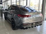 Mercedes-Benz GLE Coupe 53 AMG 2020 года за 57 585 000 тг. в Алматы – фото 3
