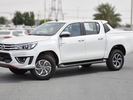 Toyota Hilux 2020 года за 20 300 000 тг. в Алматы