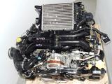 Контрактный двигатель EJ20X Subaru 2.0 турбо Legacy BL BP с… за 400 420 тг. в Нур-Султан (Астана)