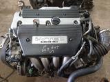 Двигатель из Японии Honda 2.0 K20 с гарантией! за 300 250 тг. в Нур-Султан (Астана) – фото 2