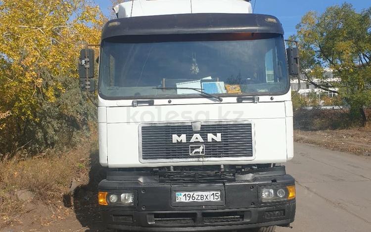 MAN  F2000 1999 года за 9 000 000 тг. в Петропавловск