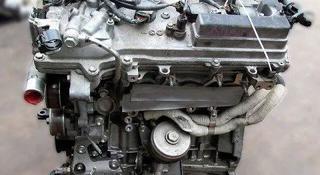 Двигатель lexus rx350 за 333 тг. в Алматы