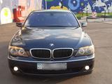 BMW 750 2006 года за 6 500 000 тг. в Алматы – фото 3
