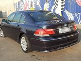 BMW 750 2006 года за 6 500 000 тг. в Алматы – фото 5