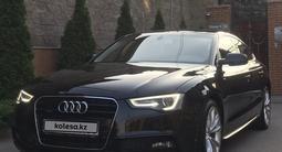Audi A5 2012 года за 8 400 000 тг. в Алматы – фото 2