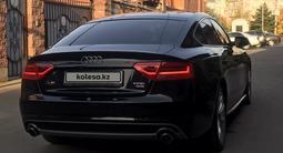 Audi A5 2012 года за 8 400 000 тг. в Алматы – фото 5